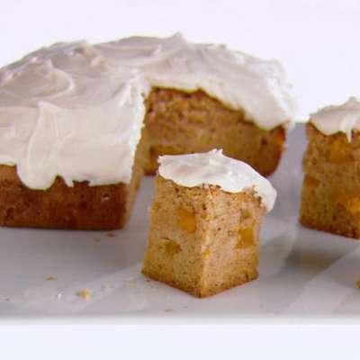 Sweet Peach Cake - RecipeNode.com