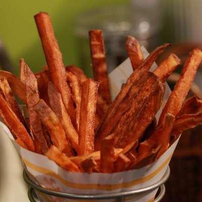Sweet Potato Fries - RecipeNode.com