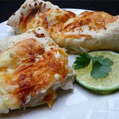 Swiss Enchiladas - RecipeNode.com