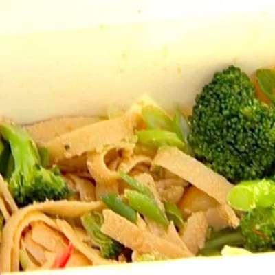 Szechuan Noodles - RecipeNode.com