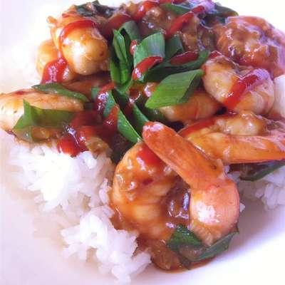 Szechwan Shrimp - RecipeNode.com