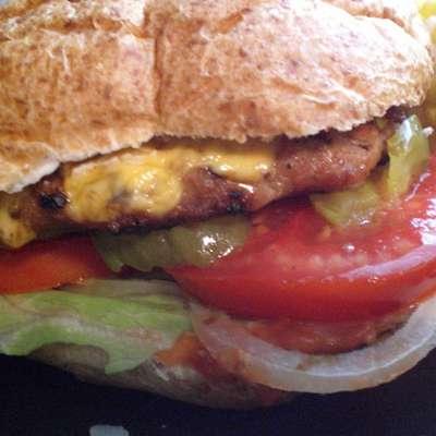 Tasty Turkey Burgers - RecipeNode.com