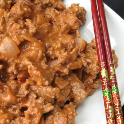 Thai-Style Ground Beef - RecipeNode.com