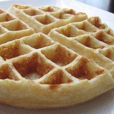 The Best Ever Waffles - RecipeNode.com