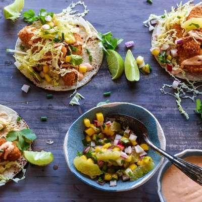 The Ultimate Fish Tacos - RecipeNode.com