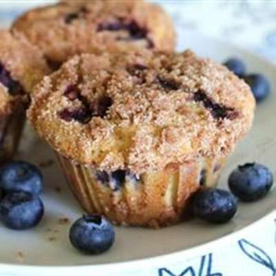 To Die For Blueberry Muffins - RecipeNode.com