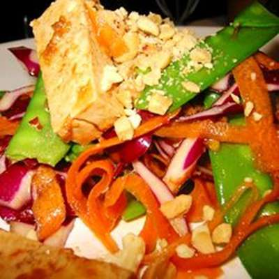Tofu Salad - RecipeNode.com