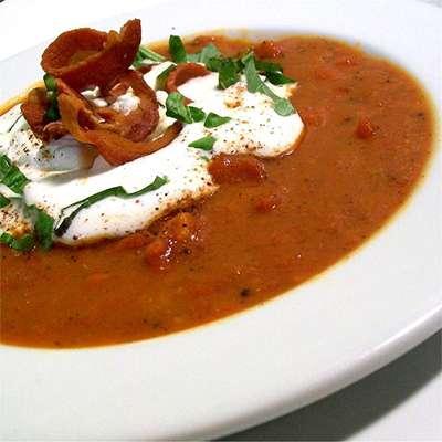 Tomato Bisque III - RecipeNode.com