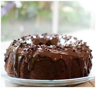 Too Much Chocolate Cake - RecipeNode.com