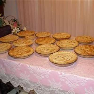 Traditional French Canadian Tourtiere - RecipeNode.com