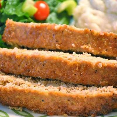 Turkey and Quinoa Meatloaf - RecipeNode.com