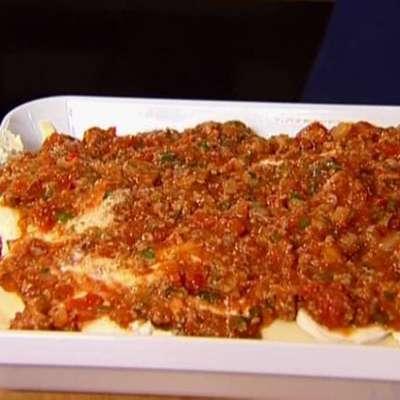 Turkey Lasagna - RecipeNode.com