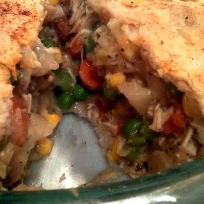 Turkey Pot Pie - RecipeNode.com