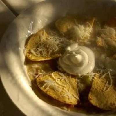 Turkey Tortilla Soup - RecipeNode.com