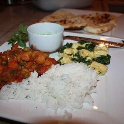 Vegetable Masala - RecipeNode.com