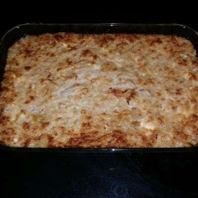 Warm Crab Parmesan Dip - RecipeNode.com