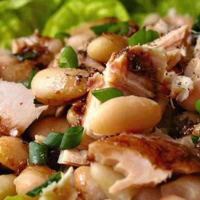White Bean & Tuna Salad - RecipeNode.com