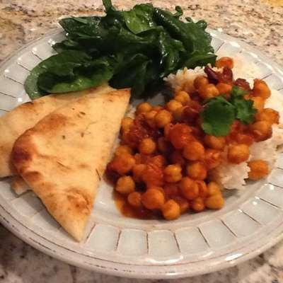 Whole Foods Chickpea Masala - RecipeNode.com