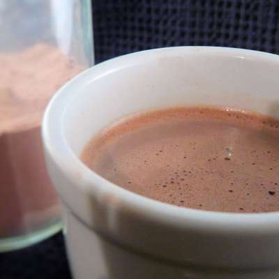 Whole Foods Hot Chocolate Mix (with 3 Options) - RecipeNode.com