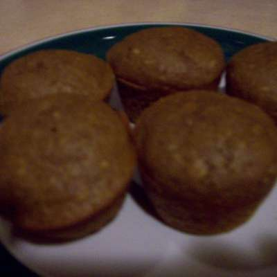Whole Foods Whole Wheat Pumpkin Muffins - RecipeNode.com