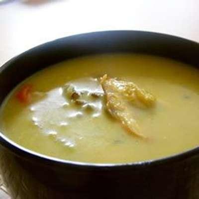 Wild Rice Chowder - RecipeNode.com