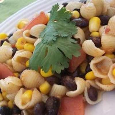 Zesty Southern Pasta and Bean Salad - RecipeNode.com