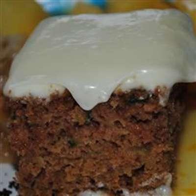 Zucchini Cake II - RecipeNode.com