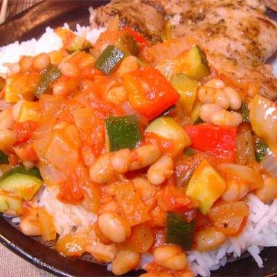 Zucchini Mediterranean Style - RecipeNode.com